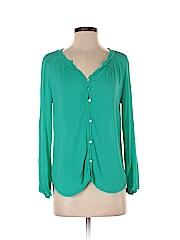 Daniel Rainn Women Long Sleeve Blouse Size S