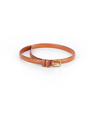 Coach Leather Belt 26 Waist
