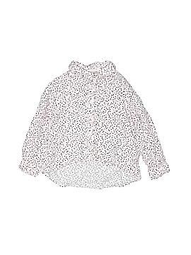 H&M Long Sleeve Button-Down Shirt Size 2 - 3