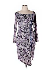 Isabel + Alice Women Casual Dress Size L (Plus)