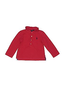 Ralph Lauren Long Sleeve Polo Size 2T