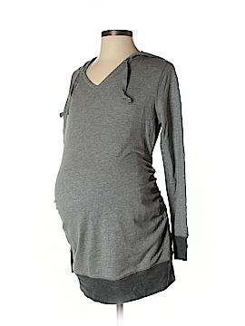 Liz Lange Maternity Pullover Hoodie Size S (Maternity)