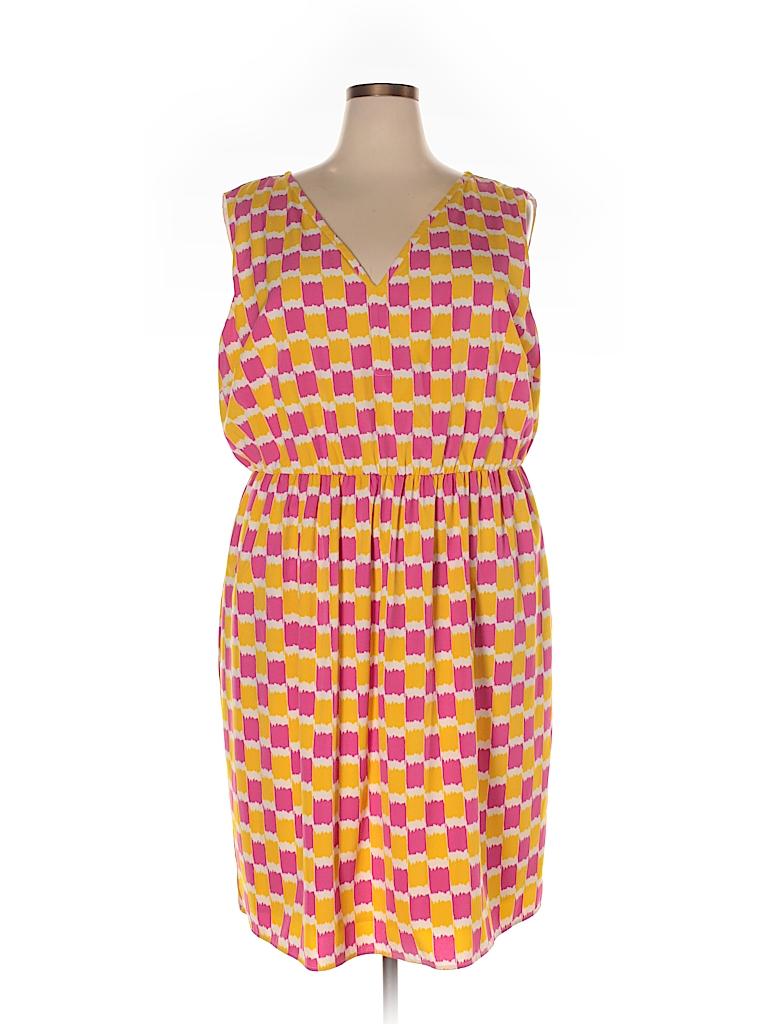 Tocca Women Casual Dress Size 22 (Plus)