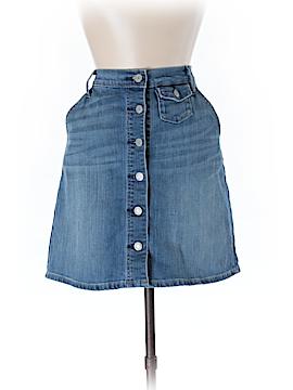 Gap Outlet Denim Skirt 26 Waist