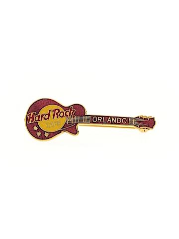 Hard Rock Cafe Brooch One Size