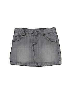 So Jenni Denim Skirt Size 4T