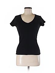 Moda International Women Short Sleeve T-Shirt Size M