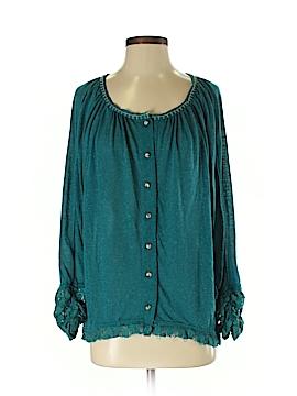 Nick & Mo Long Sleeve Button-Down Shirt Size S