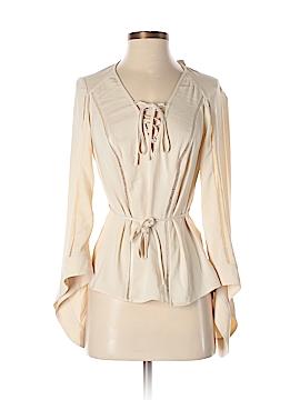 Bebe Long Sleeve Blouse Size XS