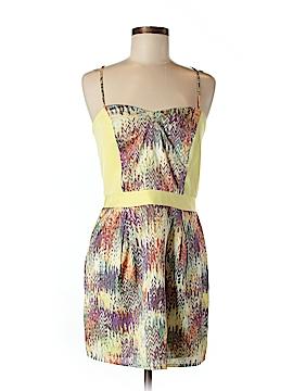 Pink Stitch Casual Dress Size 6