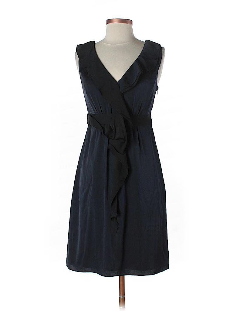 Elie Tahari Women Silk Dress Size 2