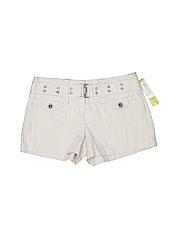 Copper Key Women Khaki Shorts Size 1