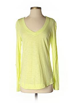 Express Long Sleeve T-Shirt Size S (Petite)