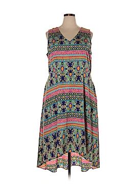 Maia Casual Dress Size 18 (Plus)