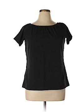Roaman's Short Sleeve Blouse Size 16 - 14