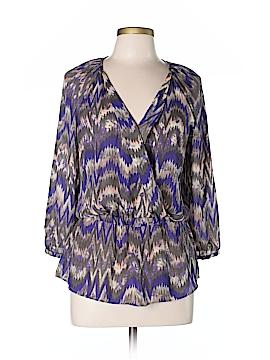 Parker 3/4 Sleeve Blouse Size L