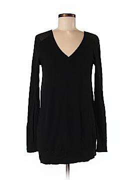Comptoir des Cotonniers Silk Pullover Sweater Size M