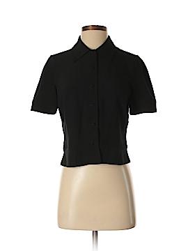 Emporio Armani Short Sleeve Blouse Size 40 (IT)