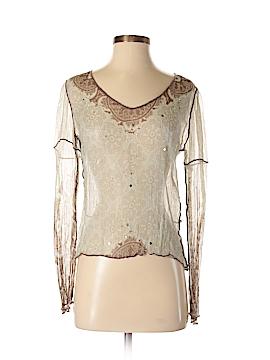 Rozae Nichols Long Sleeve Blouse Size S