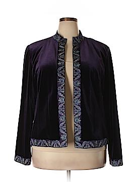 Draper's & Damon's Denim Jacket Size XL