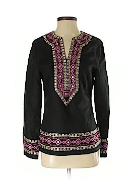 Silkland Long Sleeve Blouse Size 6