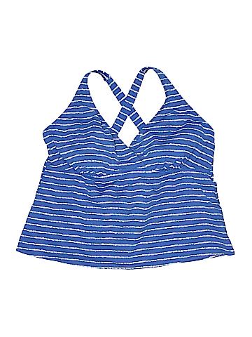 Lands' End Swimsuit Top Size 20W (Plus)