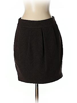 Eileen Fisher Wool Skirt Size P (Petite)