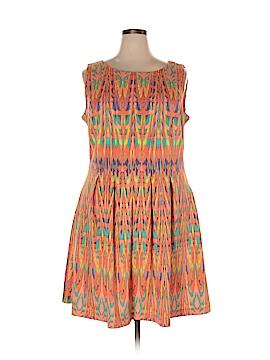Gabby Skye Casual Dress Size 18 (Plus)