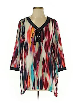 Avon 3/4 Sleeve Blouse Size S