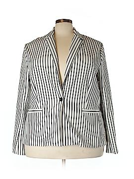 JunaRose Silk Blazer Size XXL (Plus)