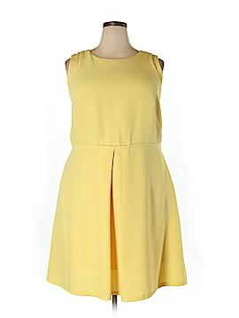 Julia Jordan Casual Dress Size 18 (Plus)