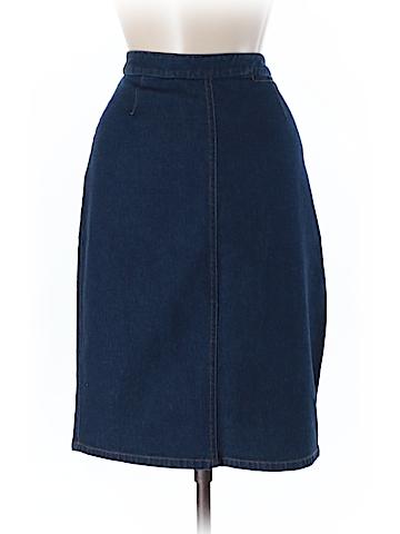 Isaac Mizrahi Denim Skirt Size 8