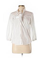 Elena Solano Women Long Sleeve Blouse Size M