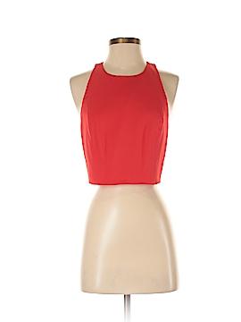 Alice + olivia Sleeveless Silk Top Size 8