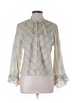 Lauren Jeans Co. Long Sleeve Button-Down Shirt Size 12