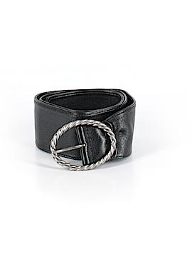 Nine West Leather Belt Size Med - Lg