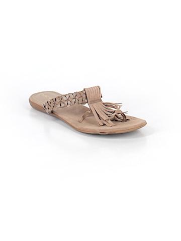 Nine West Flip Flops Size 9 1/2