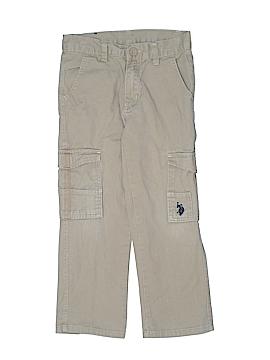 U.S. Polo Assn. Cargo Pants Size 6
