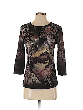 Cactus 3/4 Sleeve T-Shirt Size M