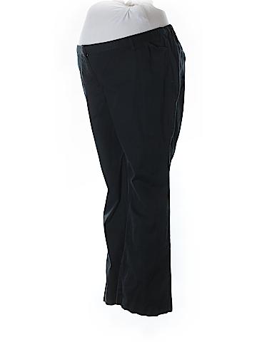 Liz Lange Maternity Casual Pants Size 16 (Maternity)