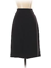 Ann Taylor Women Wool Skirt Size 4 (Petite)