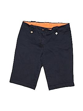 Tory Burch Khaki Shorts Size 4