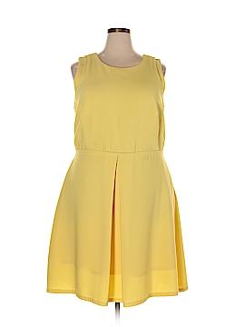 Julia Jordan Casual Dress Size 18W (Plus)