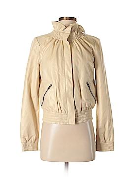 Hinge Leather Jacket Size S