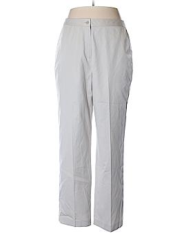 Foxcroft Dress Pants Size 16