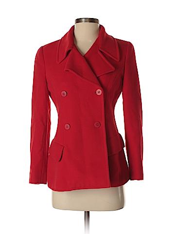 Donna Karan Essentials Coat Size 4