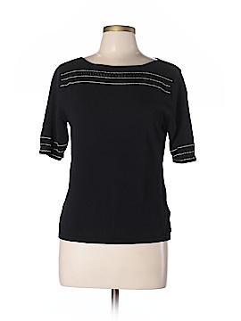 Rena Rowan Short Sleeve Top Size L