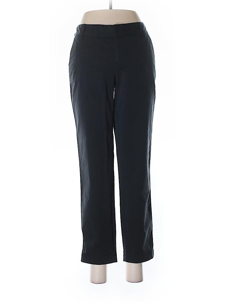 Caslon Women Khakis Size 6