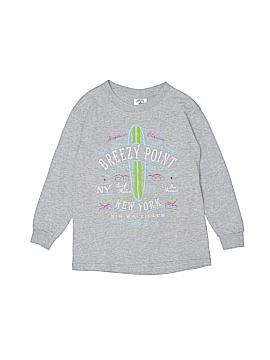 Delta Long Sleeve T-Shirt Size S (Kids)