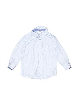BOSS by HUGO BOSS Long Sleeve Button-Down Shirt Size 18 mo
